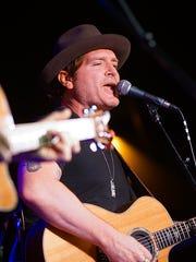 American singer-songwriter Jerrod Niemann performs