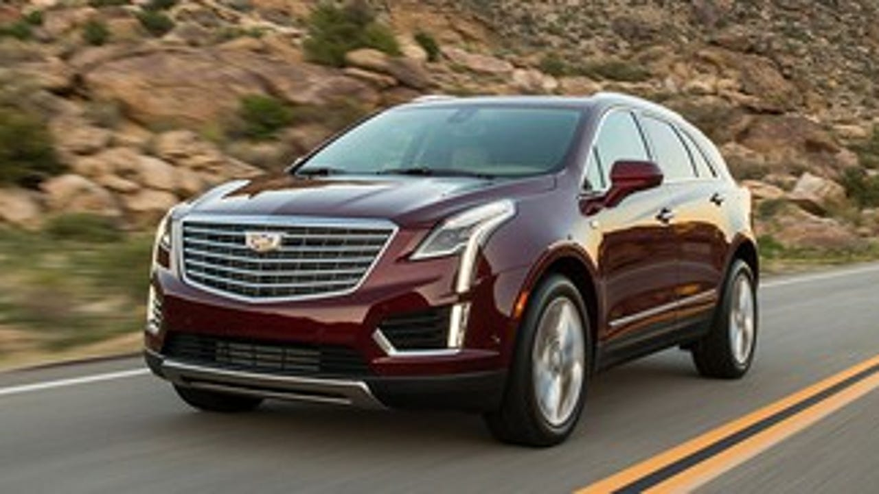 Cadillac launching a car-of-the-month club?