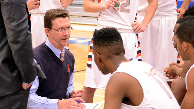Darrin Joines posted a 308-189 record in 16 seasons at Beech.