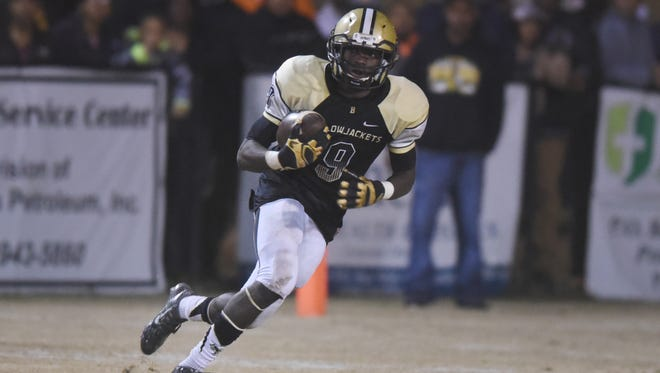 Jeff Davis County's Malik Shorts has committed to Southern Miss to play football.
