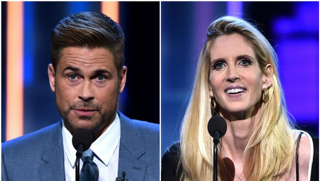 Rob Lowe was the guest of honor at Comedy Central's Roast, but the harshest words were saved for Ann Coulter.
