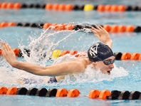 Harnish starts record-breaking night at YAIAA meet