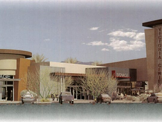 A rendering for an Indio development from CIIM Hotels,