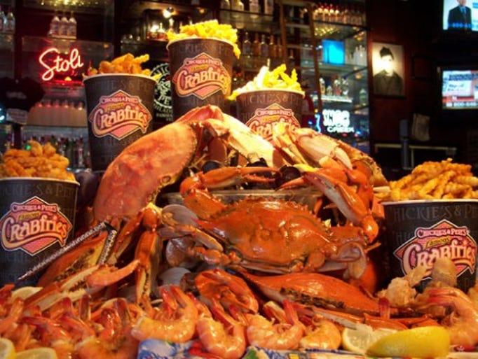 Crab Cakes Philadelphia