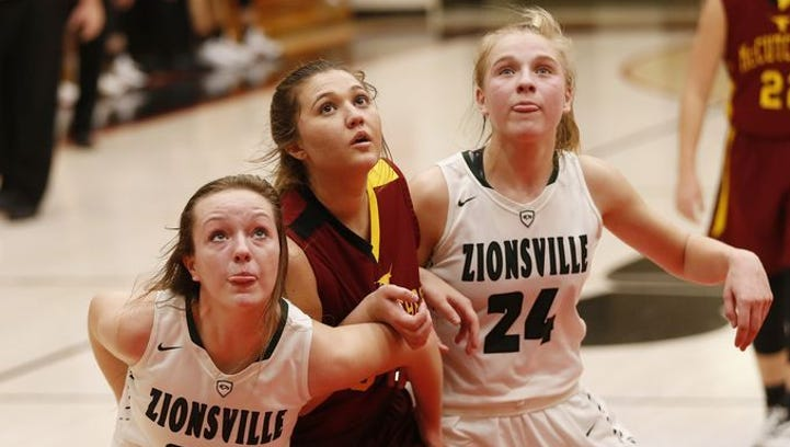 The Richason sisters have the Eagles flying into the state title game