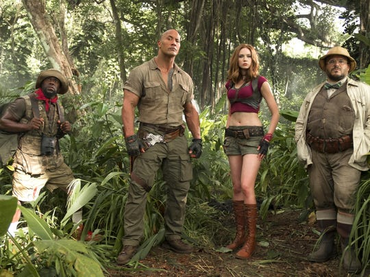 Film Review Jumanji