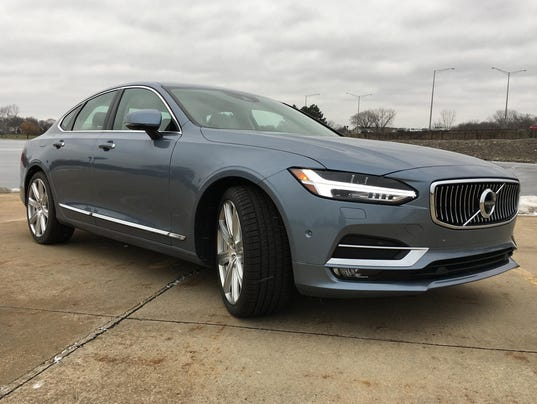 Auto review: 2017 Volvo S90 T6 sedan