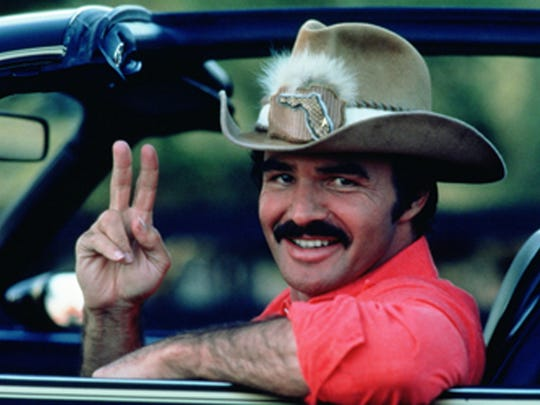 "Burt Reynolds is at the wheel in ""Smokey and the Bandit,"" which screens Sunday and Wednesday at the Paradiso."