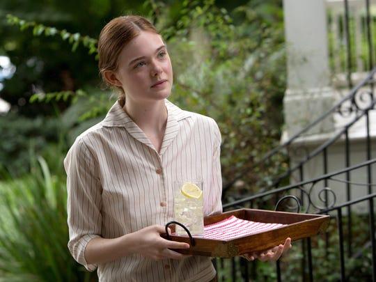 """Elle Fanning stars in """"Trumbo."""""""