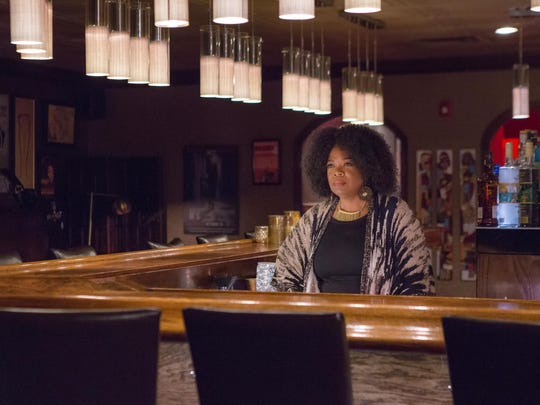 """Oprah Winfrey as Mavis McCready in a scene from the original series, """"Greenleaf."""" The show, which premieres Tuesday at 10 p.m., explores the first family of a Tennessee megachurch."""