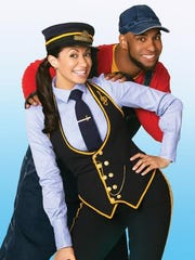 Disney's Choo-Choo Soul will be presented Saturday at the Levoy Theatre.