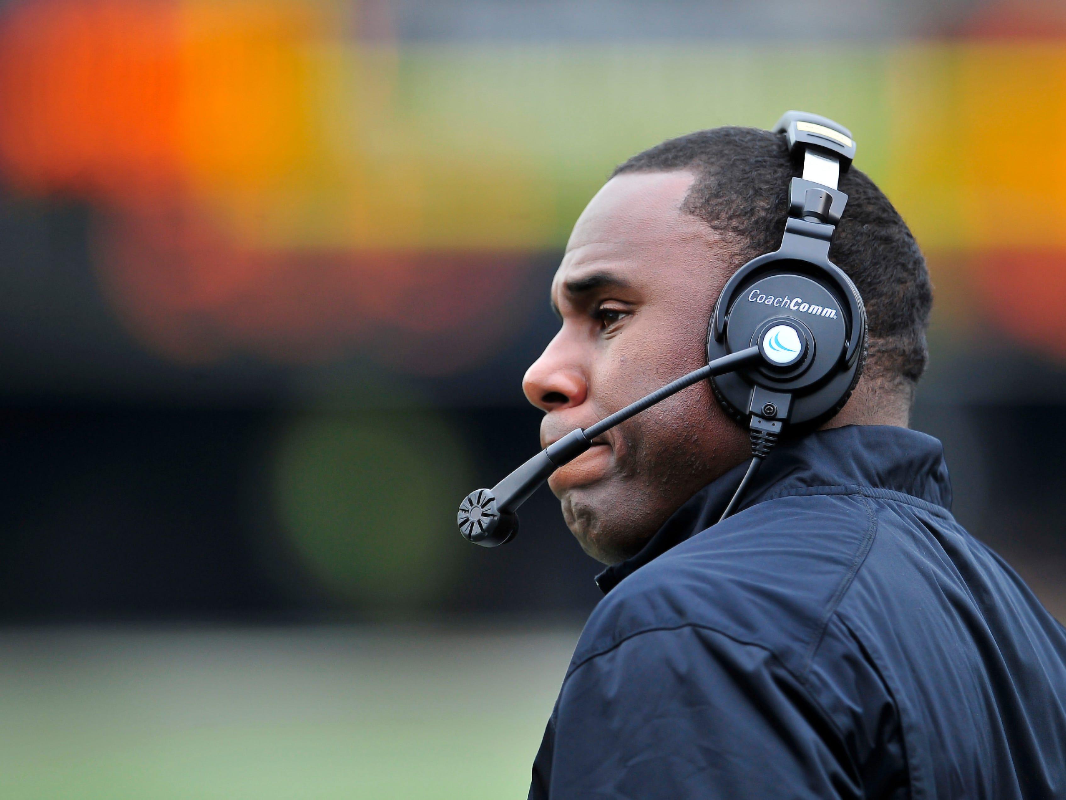 Vanderbilt coach Derek Mason will get his first taste of the rivalry with Tennessee on Saturday.