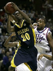 Justin Ingram starred at the University of Toledo from