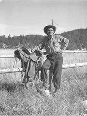 Who is this cowboy, Kidder wonders.