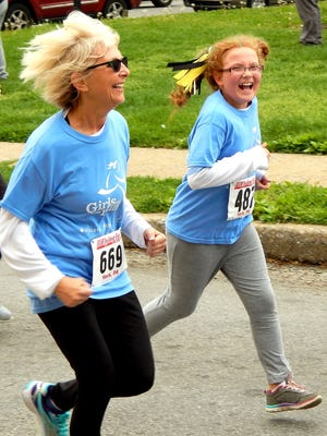 Girls on the Run York/YWCA says it is seeking enthusiastic, dedicated and positive adults to inspire girls to be joyful, healthy and confident.