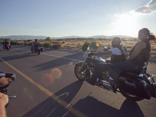 Bikers Against Child Abuse work to prevent child abuse in the community. The Cedar City chapter works in conjunction with other agencies within Iron County to provide help and assistance to abused children.