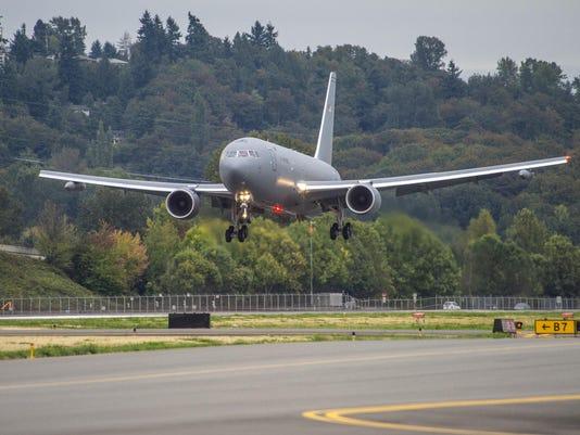 KC-46 Landing BFI