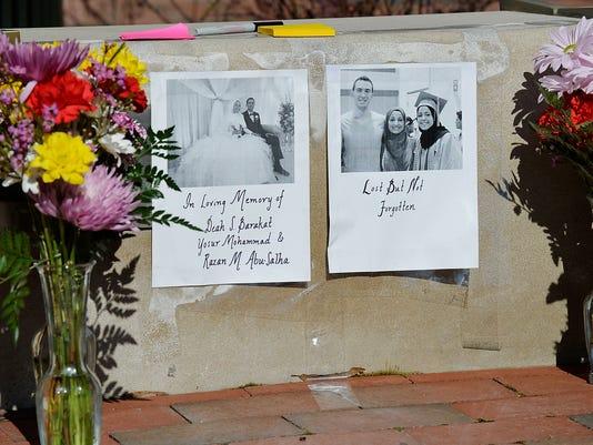 Man Kills Three Muslim Students At University Of North Carolina