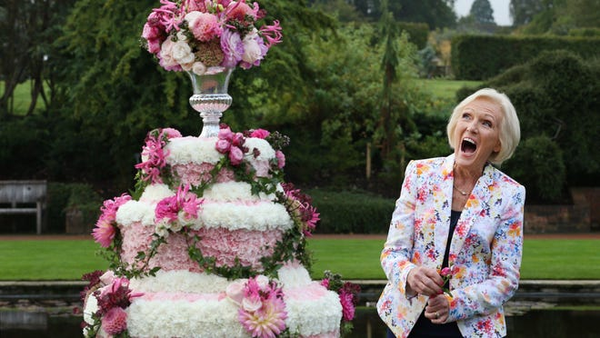 Old episodes of 'The Great British Bake Off' with Mary Berry make everything better.