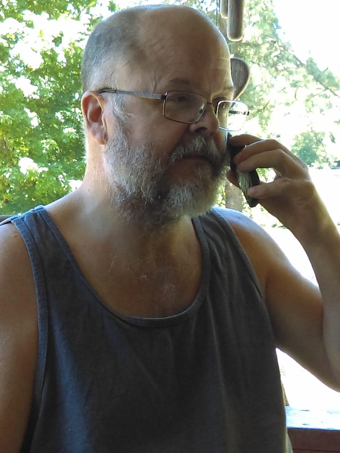 Jimmy Stellflug, the son of murder victim Mary Elaine