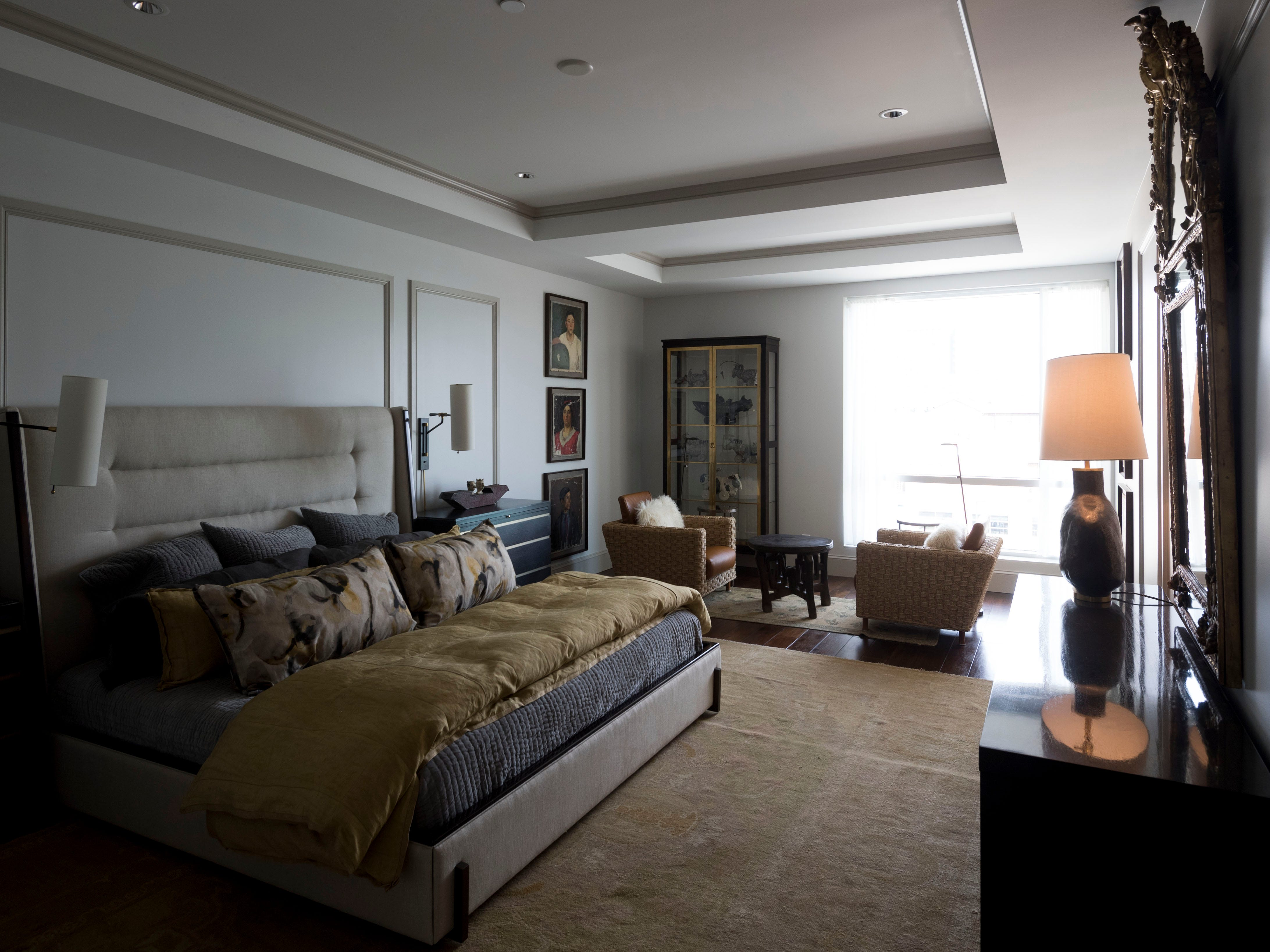 Lawu0027s Interiors And Design Put Together The Master