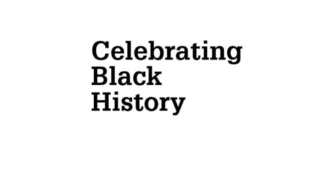 Back History Month