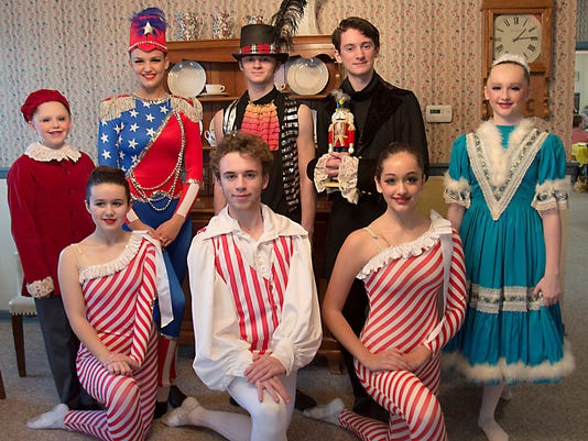 Millville Woman's Club-Nutcracker-group.jpg