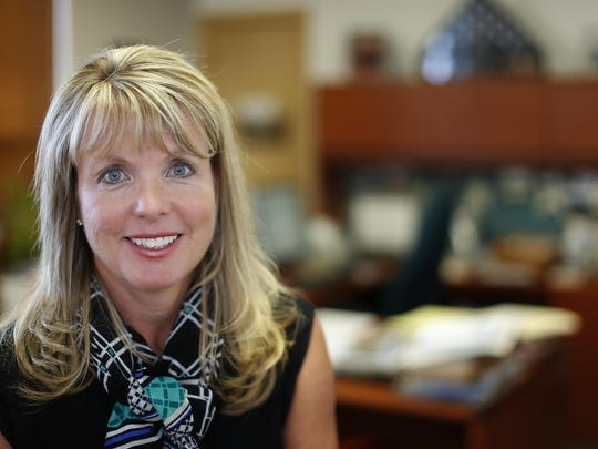 Great Falls Public Schools superintendent Tammy Lacey is retiring at the end of the school year.