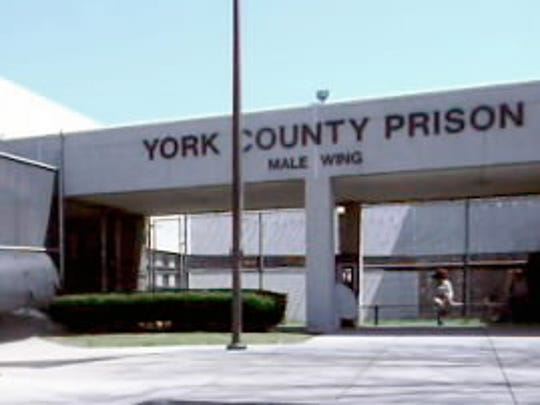 York County Prison is pictured in this undated file photo.