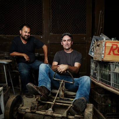 'American Pickers' is looking for collectors in the Valley