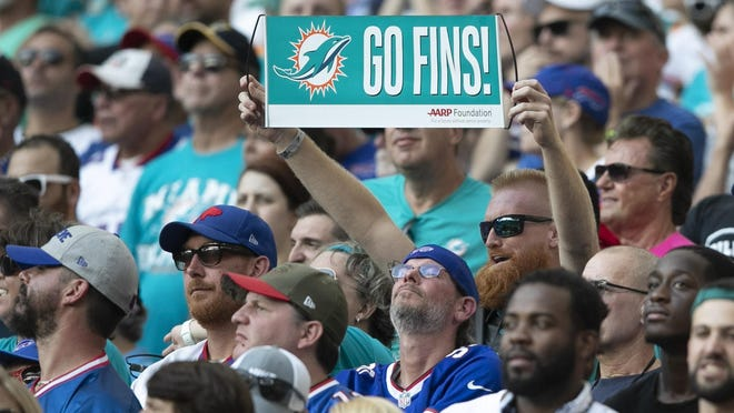 Dolphins fans will not be permitted to attend training camp and preseason games this season.