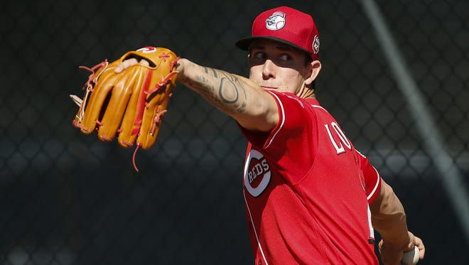 Michael Lorenzen's role as either a starter or a reliever when he comes back from injury is yet to be determined.