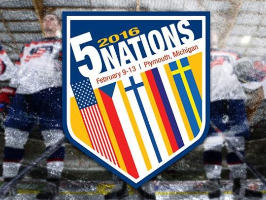 International hockey is coming Feb. 9-13 to USA Hockey