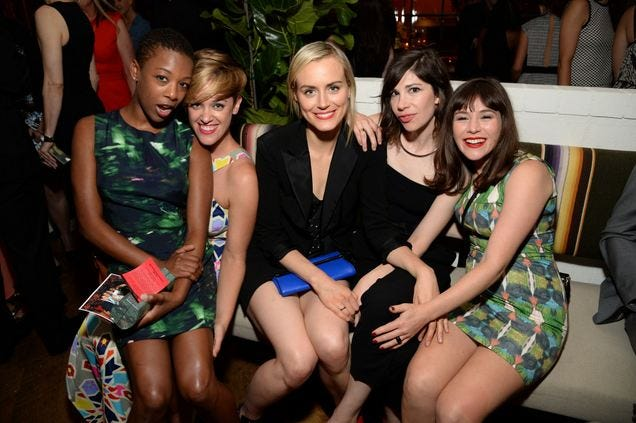 Director of orange is the new black dating poussey