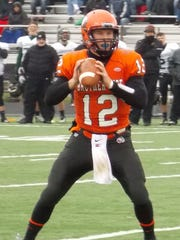 Alex Malzone was a four-star recruit coming out of Brother Rice where he set multiple school passing records.