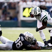 The Packers run defense will need to improve against the Jets' Chris Ivory.
