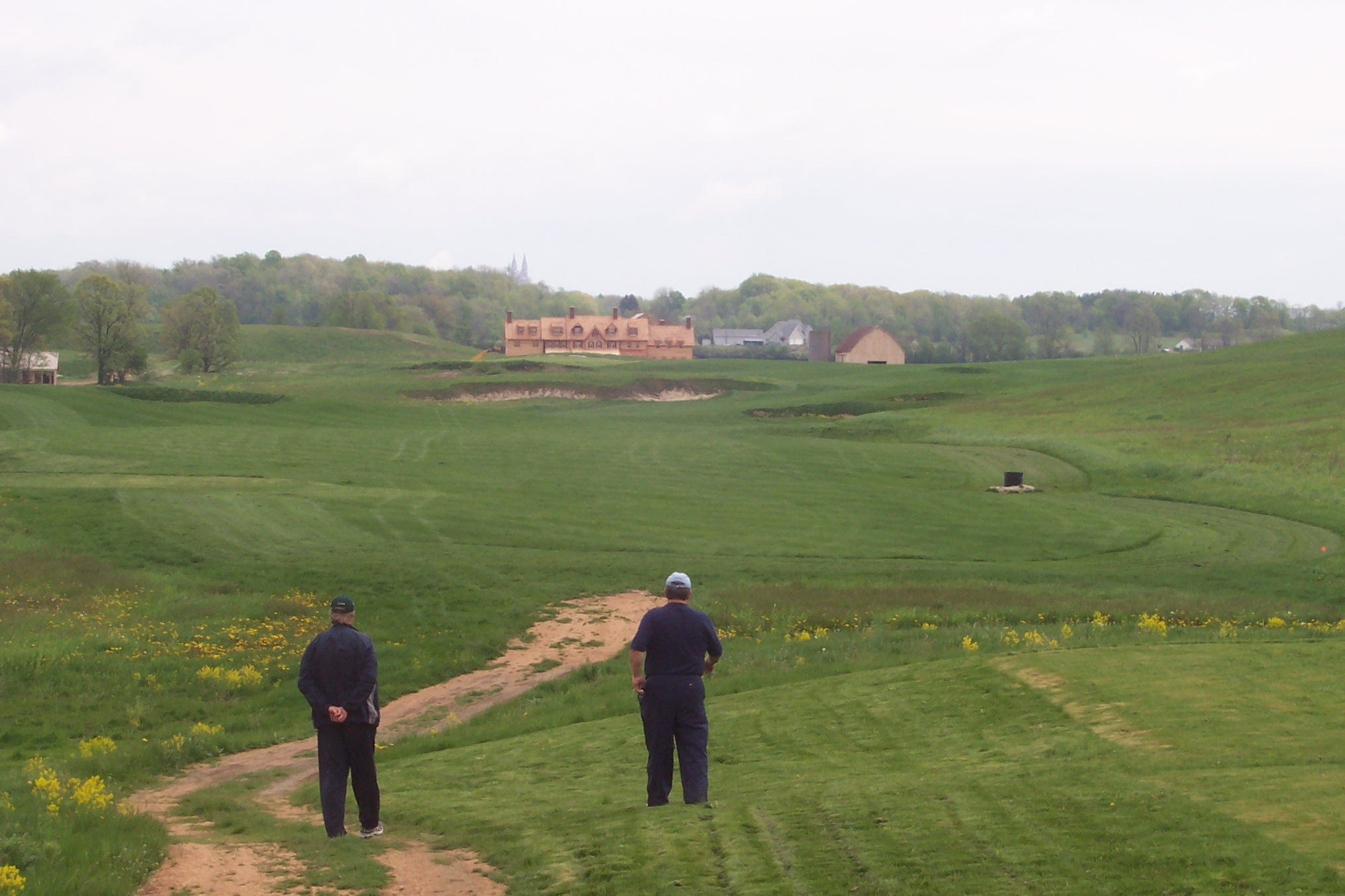 The Making of a US Open course Erin Hills Part 4