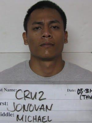 Jonovan Michael Cruz