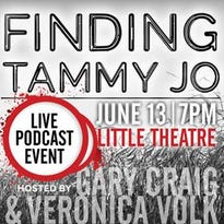 Finding Tammy Jo live audience taping.