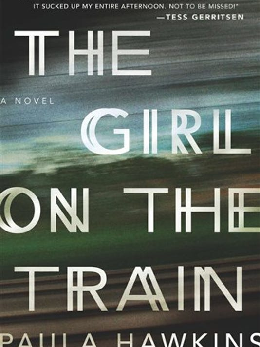 Book Review-The Girl on the Train