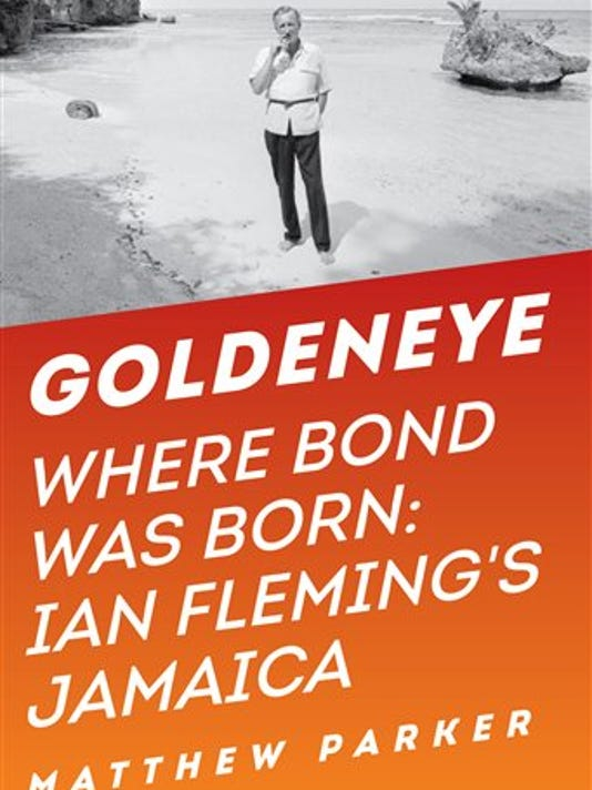 Book Review Goldeneye