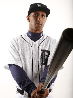 Centerfielder Anthony Gose is off to a career start for the Tigers.
