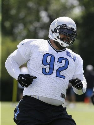Haloti Ngata: Can he make up for the Lions' losses on the defensive line?