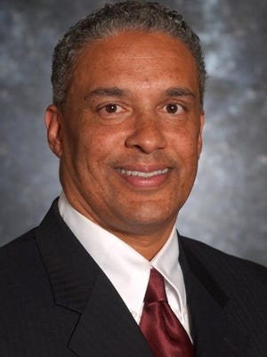 New Mexico State men's basketball head coach Marvin Menzies.