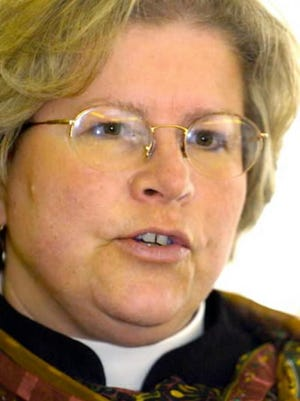 Heather Cook in 2004, when she was rector at St. Andrew's Episcopal in Spring Garden Township.
