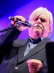 "Col. Bruce Hampton performs at ""Hampton 70,"" his all-star"