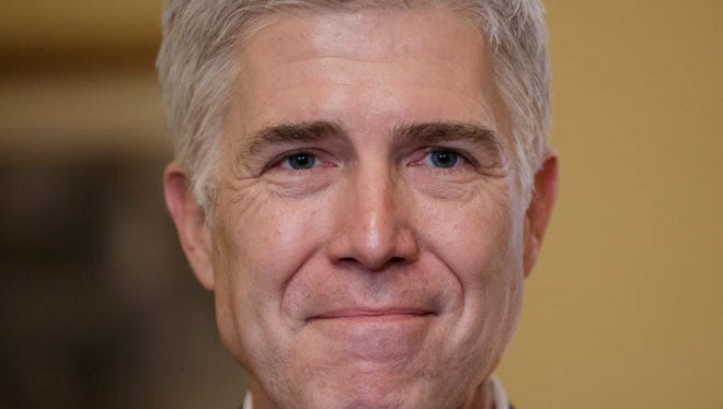 Judge Neil M. Gorsuch, nominee to the Supreme Court