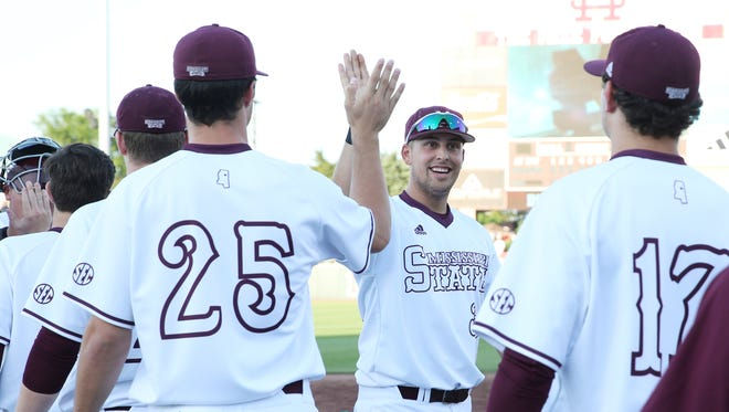 Mississippi State remained ranked in the top 5 after its second consecutive SEC Sweep.