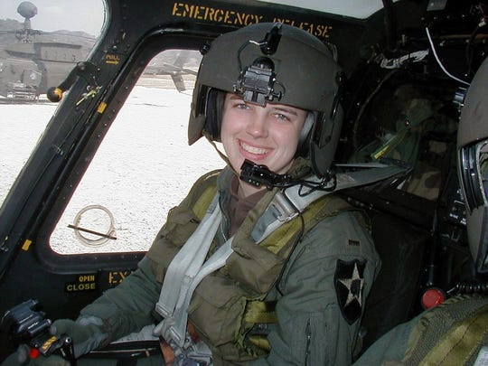 Capt. Kimberly Hampton