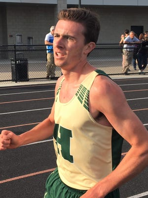 Howell's David Mitter is the fourth seed in the 3,200-meter run for Saturday's state Division 1 track and field meet.